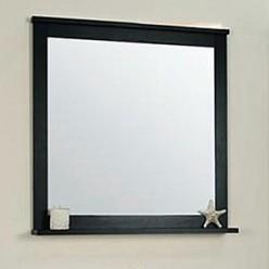 Зеркало Акватон Леон 65 ясень черный