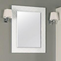 Зеркало Акватон Венеция 65 белое
