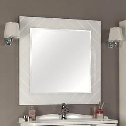 Зеркало Акватон Венеция 90 белое