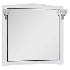 Зеркало Aquanet Луис 110 белое