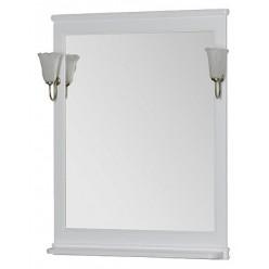 Зеркало Aquanet Валенса 70 белое