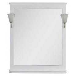 Зеркало Aquanet Валенса 80 белое