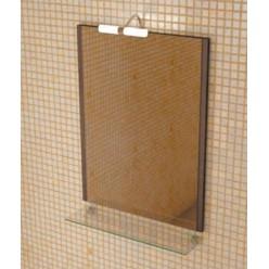 Зеркало Triton Эко-Wood 50 с подсветкой