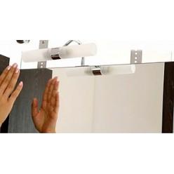 Зеркало Triton Эко-Wood 55 с подсветкой