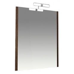 Зеркало Triton Эко-Wood 60 с подсветкой