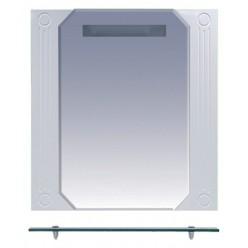 Зеркало Misty Виола 60 с полочкой и подсветкой
