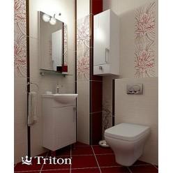 Зеркало Triton Диана 50 с подсветкой